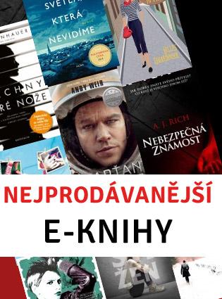 Nejprodávanější e-knihy