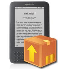 Amazon Kindle 3 a Kindle DX rychlé dodání