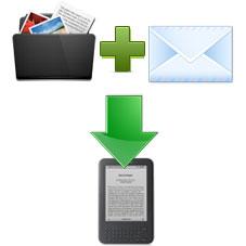 Zasílání dokumentů do čtečky Kindle prostřednictvím e-mailu aneb @free.kindle.com VS @kindle.com