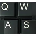Česká/slovenská klávesnice bez přepínání a výběru znaků