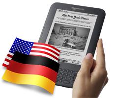 Učíme se cizí jazyky s pomocí Amazon Kindle