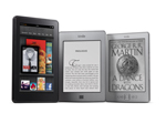 Amazon Kindle Touch a tablet Kindle Fire