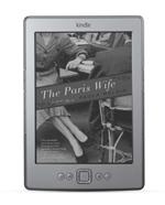Nová čtečka Amazon Kindle s dotykovým displejem