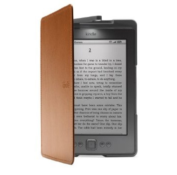 Amazon Kindle 4 obal s lampičkou
