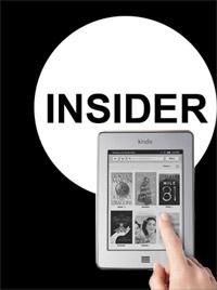 Insider nové čtení pro vaši čtečku Amazon Kindle
