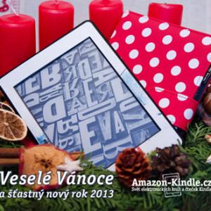Veselé Vánoce a šťastný nový rok 2013