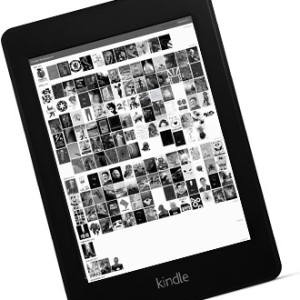 Je libo screensaver tedy spořiče obrazovky pro čtečku Kindle?
