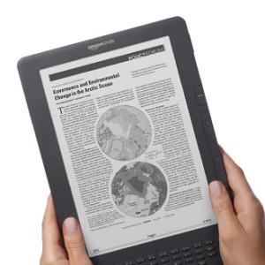 Amazon obnovil prodej čtečky Kindle DX