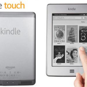 Pro čtečku Amazon Kindle Touch je nový firmware 5.3.7