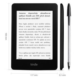 Kdy se začne prodávat nový model čtečky Kindle Paperwhite a kde ji koupit