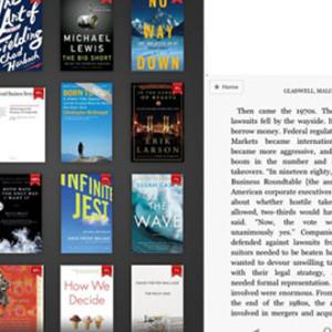 Amazon doporučuje aktualizovat aplikaci Kindle pro iOS před aktualizací na novou verzi iOS 7