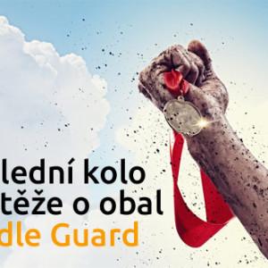 Poslední kolo soutěže o obal Kindle Guard