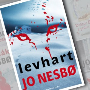 E-kniha Levhart od Jo Nesbo - 722 stran severské detektivky