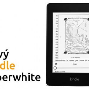 Nový All-New Kindle Paperwhite se začal prodávat, jaké jsou první dojmy?