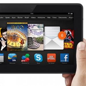 Nové tablety Kindle Fire HDX 7″ a 8.9″ lze již nakoupit do ČR a SR