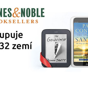 Barnes and Noble vstupuje do 30 zemí