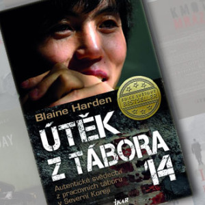 E-kniha Útěk z tábora 14 od Blaine Harden