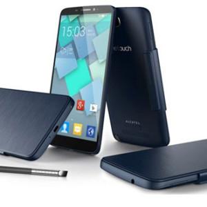 E Ink displej součástí pouzdra pro smartphone Alcatel One Touch Hero