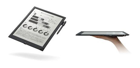 Sony E Ink čtečka PDF s 13,3 palcovým displejem