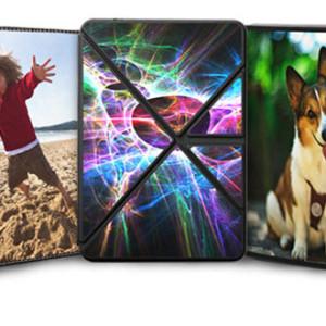 Amazon nabízí obaly a skiny pro Kindle s vlastním designem