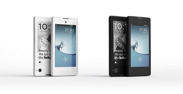 YotaPhone s Eink displejem