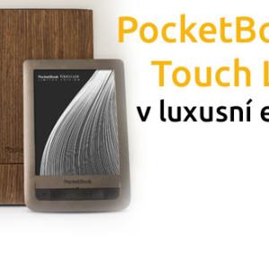 PocketBook Touch Lux v limitované edici - super dárek pod stromeček