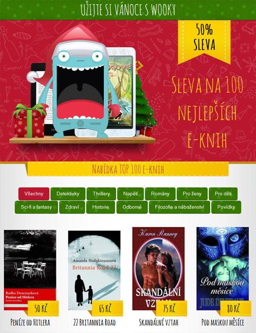 Akce e-knihy RajKnih
