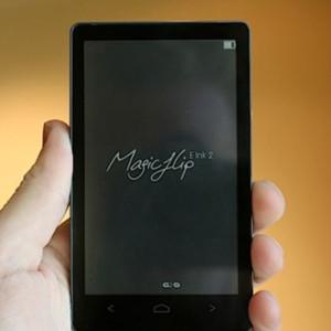 Alcatel představil novou čtečku eknih Magic Flip
