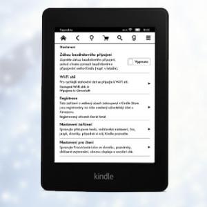 Čeština pro Kindle Paperwhite 2
