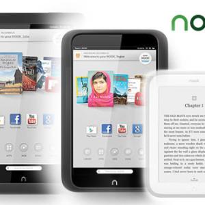 Divize Nook společnosti Barnes & Noble stále generuje nemalé ztráty