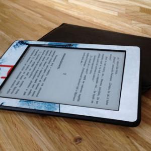 Kindle Paperwhite 1. generace dostal super update