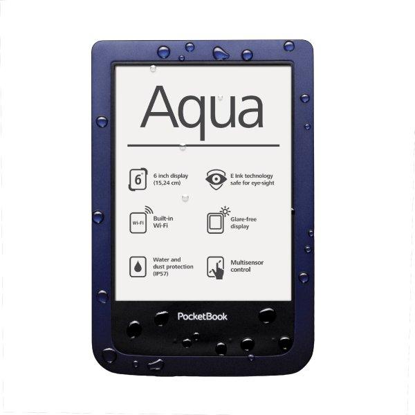 PocketBook Aqua - čtečka elektronických knih