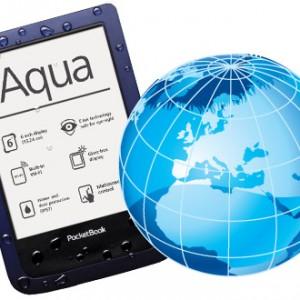 Čtečky e-knihy PocketBook se prodávají již ve 30 zemích světa