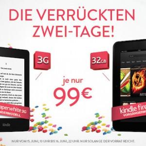 Kindle Fire HD s 32GB pamětí jen za 2700 Kč