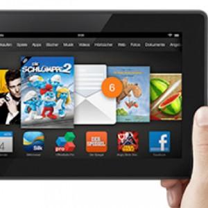 Akce - tablety Kindle Fire HD za 2 170 Kč