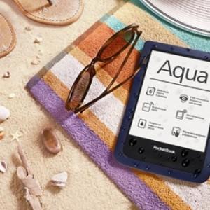 Čtečka e-knih PocketBook Aqua se začala prodávat