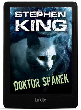 Recenze e-knihy Doktor Spánek - Stephen King