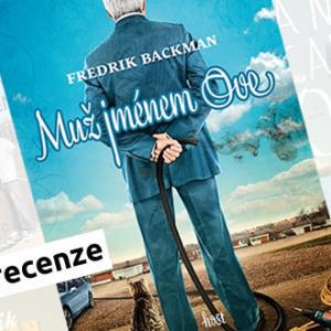 Recenze eknihy Muž jménem Ove – Fredrik Backman