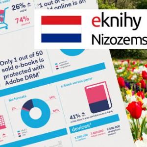 Jak se daří eknihám v Nizozemsku
