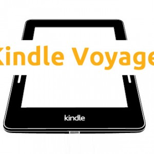 Kindle Voyage nástupce čtečky eknih Kindle Paperwhite