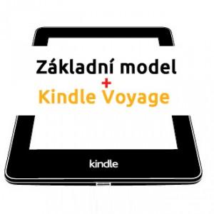 Nebude jen Kindle Voyage, ale i nový základní model Kindle