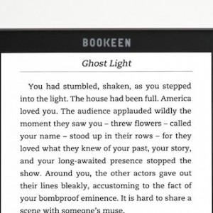 Bookeen Cybook Muse - nová čtečka eknih