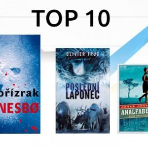 Nejprodávanějších e-knihy v září 2014