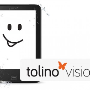 Čtečka eknih Tolino Vision 2 – konkurent pro PocketBook a Amazon Kindle
