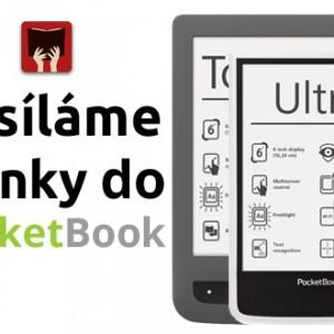Jak zasílat články do PocketBook z webového prohlížeče