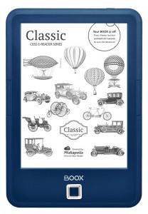 Čtečka e-knih onyx boox classic