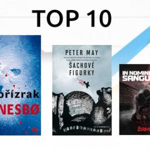 Nejprodávanějších e-knihy v říjnu 2014