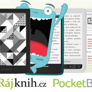 Wooky se již kamarádí se čtečkami e-knih PocketBook
