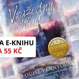 Tip na e-knihu Vražedný chlad - Louise Pennyová