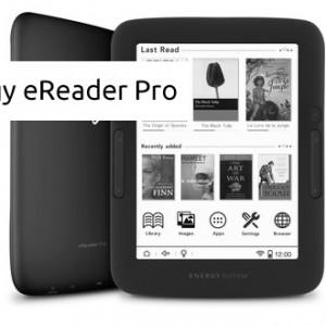 Čtečka eknih Energy eReader Pro